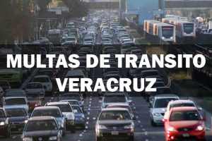 Infracciones Transito Veracruz