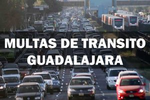 multas transito guadalajara
