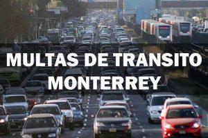 Infracciones Transito Monterrey