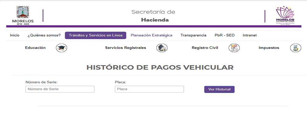 Infracciones en Morelos: Consulta y Pago