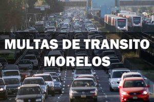 Infracciones Transito En Morelos