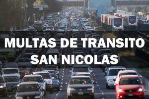 Infracciones San Nicolas