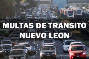 Infracciones transito nuevo leon