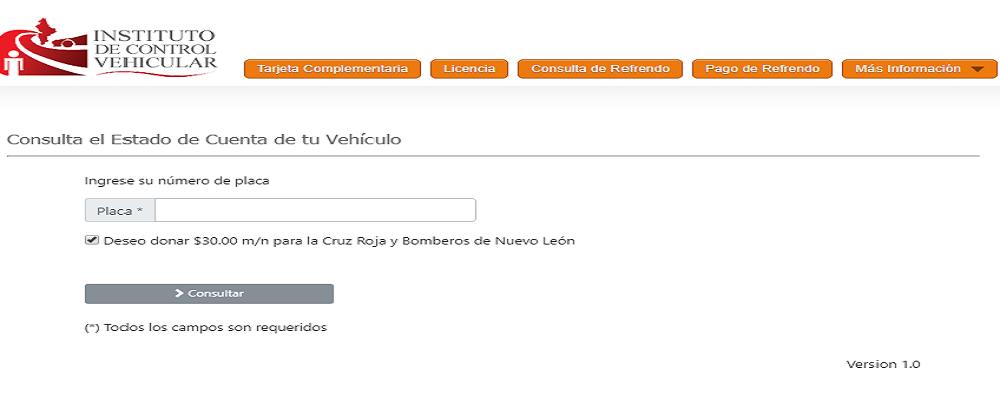 Infracciones en Nuevo León: Consulta y Pago